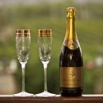 Black Swan Wines Sparkling Wedding