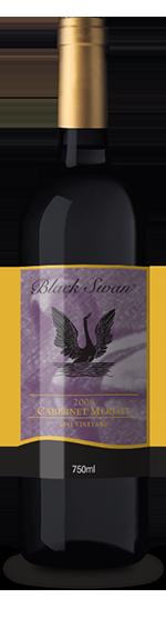 A blend of Cabernet Sauvignon & Merlo