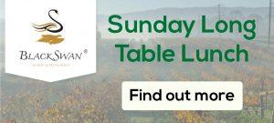 Black Swan Long Table Lunch Swan Valley