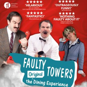 Faulty Towers Black Swan