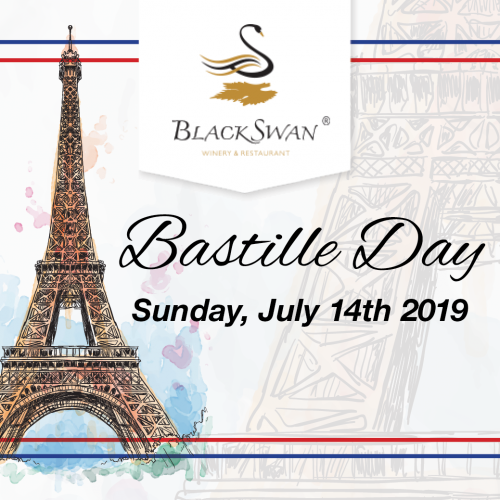 Bastille Day 2019 Black Swan Winery thumbnail